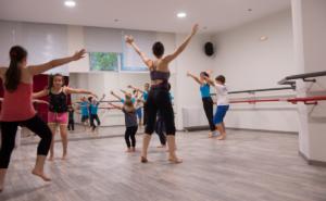 Σύγχρονος χορός Artfygio