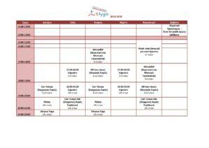 Programme-Artfygio-18 19