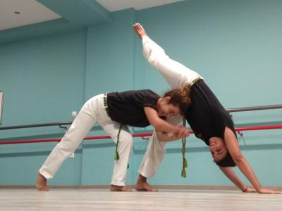 capoeira artfygio